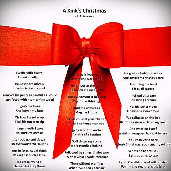 A Kink's Christmas by C. R. Lemons 2